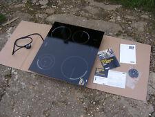 Brand New ZANUSSI ZEI6840FBA Touch Control 59 cm quatre zone électrique plaque à induction