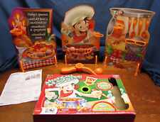 """float on air"" MEATBALL MADNESS skill Game ""Out of production""  Tara Toys"