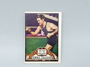 1951 Topps Ringside Boxing Tommie Loughran #87 Nice card!