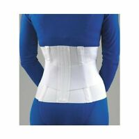 "FLA Lumbar Sacral Support with Overlapping Abdominal Belt 10"" height"
