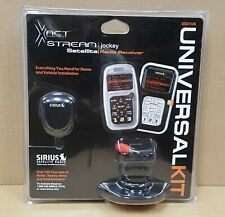 Xact XS01UK Sirius Satellite Radio Universal Kit with Antenna * NEW in Package