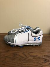 NEW UNDER ARMOUR TIEMPO SPORT GOLF SHOES 1292752-141 WOMEN'S SIZE 7