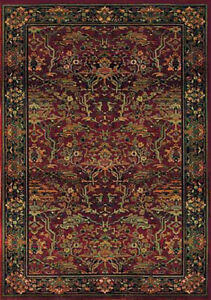 """4x6 Sphinx Oriental Red Traditional 465R Area Rug New - Approx 4' x 5' 9"""""""