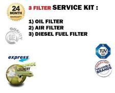 Per TOYOTA HILUX SURF 2.4 DT 1997-1999 importazione Olio Aria Carburante Filtro Servizio Kit