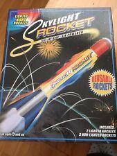 Brand New Skylight Rocket By Universal Toys