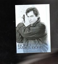 James Bond 50th Anniversary series 2 BJB15  card