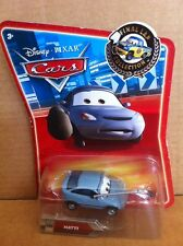 "DISNEY CARS DIECAST - ""Matti"" - Reporter - Final Lap Collection Combined Postage"