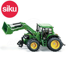 SIKU NO.3652 1:32  JOHN DEERE 6820 TRACTOR WITH FRONT LOADER Dicast Model / Toy