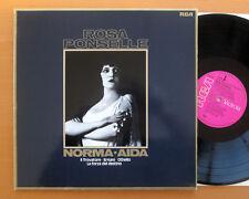 Rosa Ponselle Norma-AIDA il trovatore Ernani Othello etc RCA PVM 1-9047 Presque comme neuf/EX
