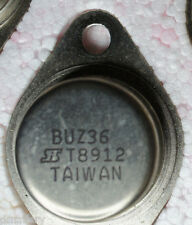 Siliconics BUZ36 Qty :1 TO-3 N-CH mosfet Ship in USA tomorrow!