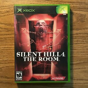 Silent Hill 4: The Room - Original Xbox Game - Survival Horror