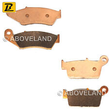 FRONT REAR Sintered Brake Pads for YAMAHA YZ 426 4T 2002