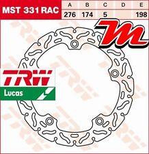 Disque de frein Arrière TRW MST 331 RAC BMW R 1150 RT Intergral ABS R22 2000-03