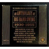 Various - An Anthology Of Big Band Swing 1930-1955 - MCA Records - CD CD005155