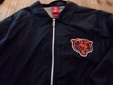 Chicago Bears Nike Coaches Jacket