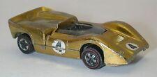 Redline Hotwheels Gold 1969 McLaren M6A oc7987