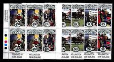 NEW ZEALAND - NUOVA ZELANDA - 1993 - La Nuova Zelanda degli anni '30