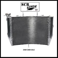 Kawasaki ZX6R ZX 6  Racing Super Cooling Radiator 2009-2012