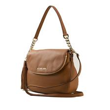 Michael Kors Bedford Medium Tassel Convertible Leather Crossbody Bag 35S7GBFL2T