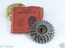 Regina Extra Freewheel 5 Speed 14-28 Italian Thread Vintage Racing Bicycle NOS