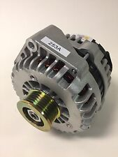 96-04 Suburban,Yukon, Avalanche,Tahoe, Silverado High Output Alternator 253 AMPS