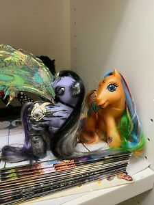 MLP Lot of TWO Custom My Little Ponies