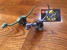 Lego Lot of 2 Dinosaur 7001 & 7002 Baby Brachiosaurus & Baby Iguanodon