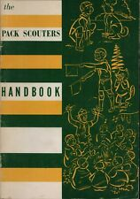 More details for pack scouters handbook - canadian boy scouts vintage      h3.223