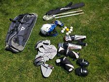 Lacrosse Gear / Used/ Helmet, Stick, Pads, Carry Bags, etc...