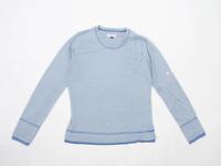 Berghaus Womens Size 10 Graphic Cotton Green Top (Regular)