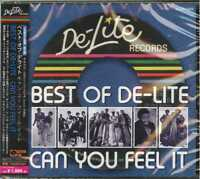 V.A.-BEST OF DELIGHT-CAN YOU FEEL IT-JAPAN CD Ltd/Ed B63