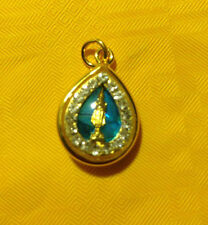 New Authentic Thai Buddhist Amulet Unisex Gift Pendant Lucky Love & Protection10