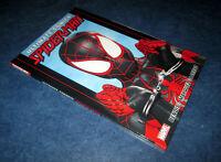 MILES MORALES ULTIMATE SPIDER-MAN #3 TPB TRADE PAPER BACK MARVEL 184 pg $20 SRP