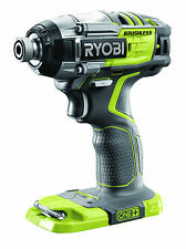 Ryobi ONE+ Brushless Akku-Schlagschrauber R18IDBL DeckDrive™ ohne Akku Set 18V