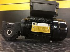 Hydromec Size 30 Ratio 80:1 17.5 RPM 0.18kW 240 Volt Geared Motor