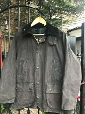 Barbour A104 BEDALE black wax Country jacket size 38""