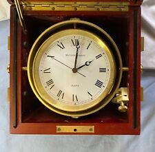 1986 Matthew Norman Swiss - Chronometer - Clock