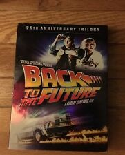 Back to the Future: 25th Anniversary Trilogy (DVD, 2011, 4-Disc Set)