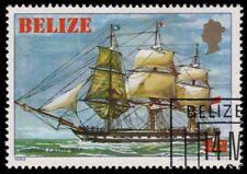 """BELIZE 614 (SG676) - Sailing Ships """"Windsor Castle, 1857"""" (pa54963)"""