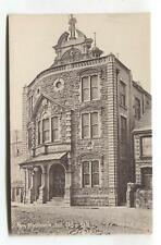 Ebbw Vale, Monmouthshire - New Workmen's Hall - old postcard