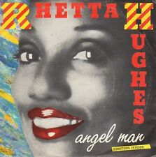 disco 45 GIRI Rhetta HUGHES ANGEL MAN