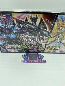 Yu-Gi-Oh Yugioh - Legendary Hero Decks Ultra Rare Card