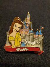 "New ListingDisneyland Resort Belle ""Beauty and the Beast"" Souvenir Pin-New Rare"