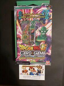 Dragon Ball Super Card Game: The Guardian Of Namekians Starter Deck SD04..