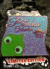 Disney Pin DSSH DSF Tangled Rapunzel Pascal Princess Calendar 2014 January