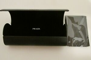 Black Prada hard case with micro cloth