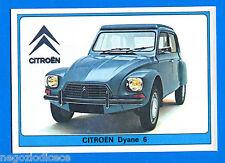 SUPER AUTO - Panini 1977 -Figurina-Sticker n. 87 - CITROEN DYANE 6 -Rec