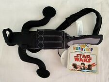 Build-A-Bear Star Wars Chewbacca Bowcaster with Sounds **NEW WITH TAG**