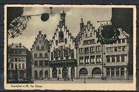 Ansichtskarte - Frankfurt - Der Römer