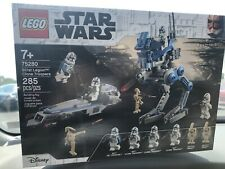 lego 501st battle pack - IN HAND, IMMEDIATE SHIPPING 75280